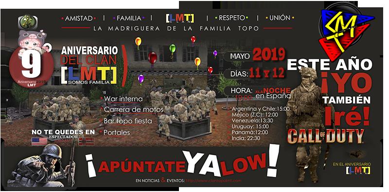 La Madriguera - Fotos quedada Aniversario 2019 Clanto10