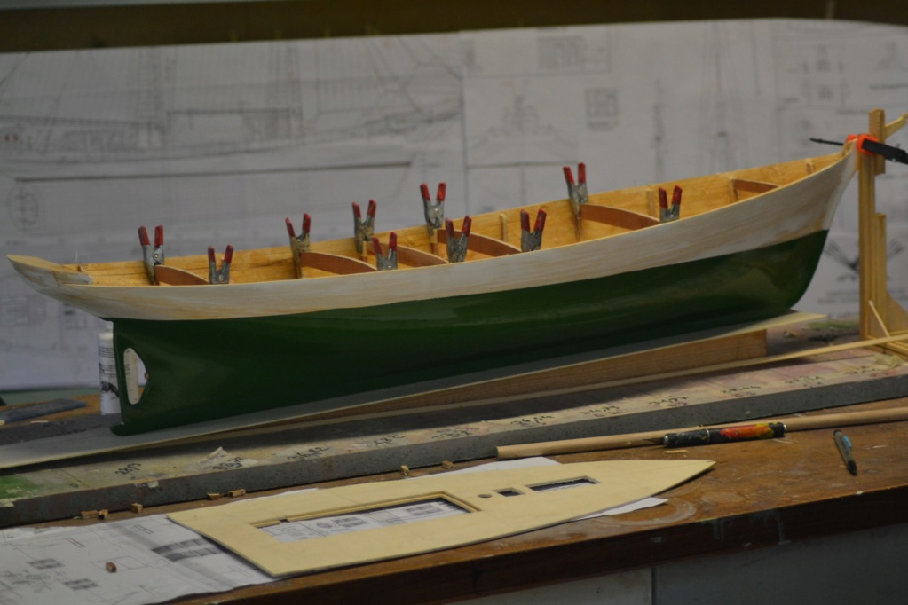 Goélette école Étoile 1932 (Plan AAMM 1/33°) de JM MAI33 Dsc_0080