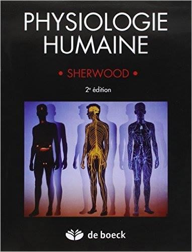 physiologie humaine sherwood 16406410