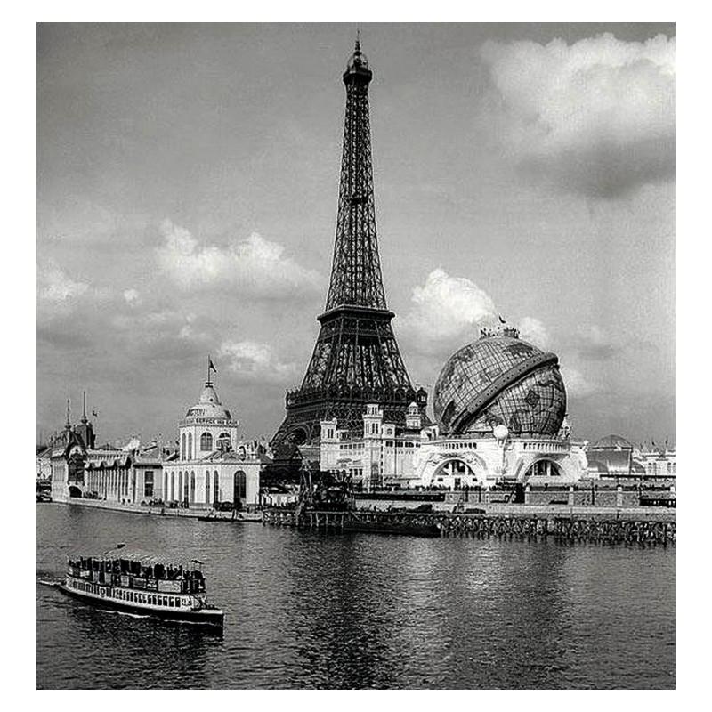 Exposition Universelle. Tour Eiffel 1889. Sans1097
