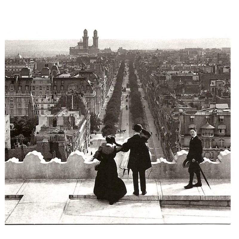 Exposition Universelle. Tour Eiffel 1889. Sans1100