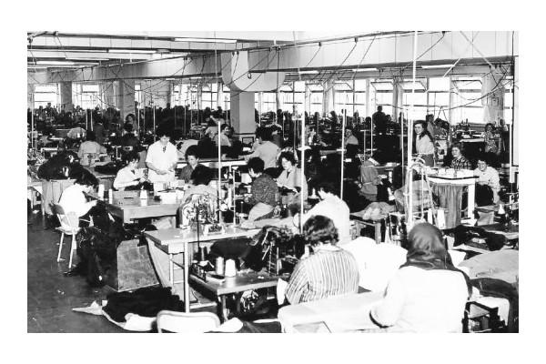Brest. Quand les femmes se battaient pour l'égalité du temps de travail Sans1682
