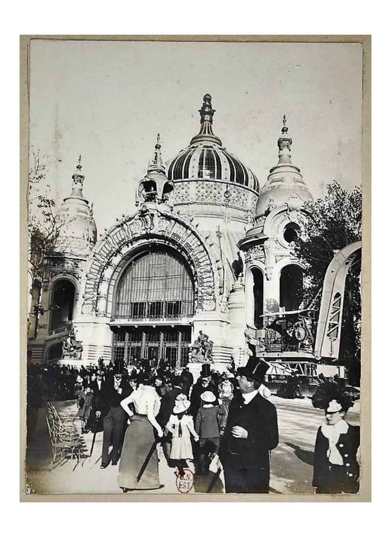 Exposition Universelle. Tour Eiffel 1889. Sans1693