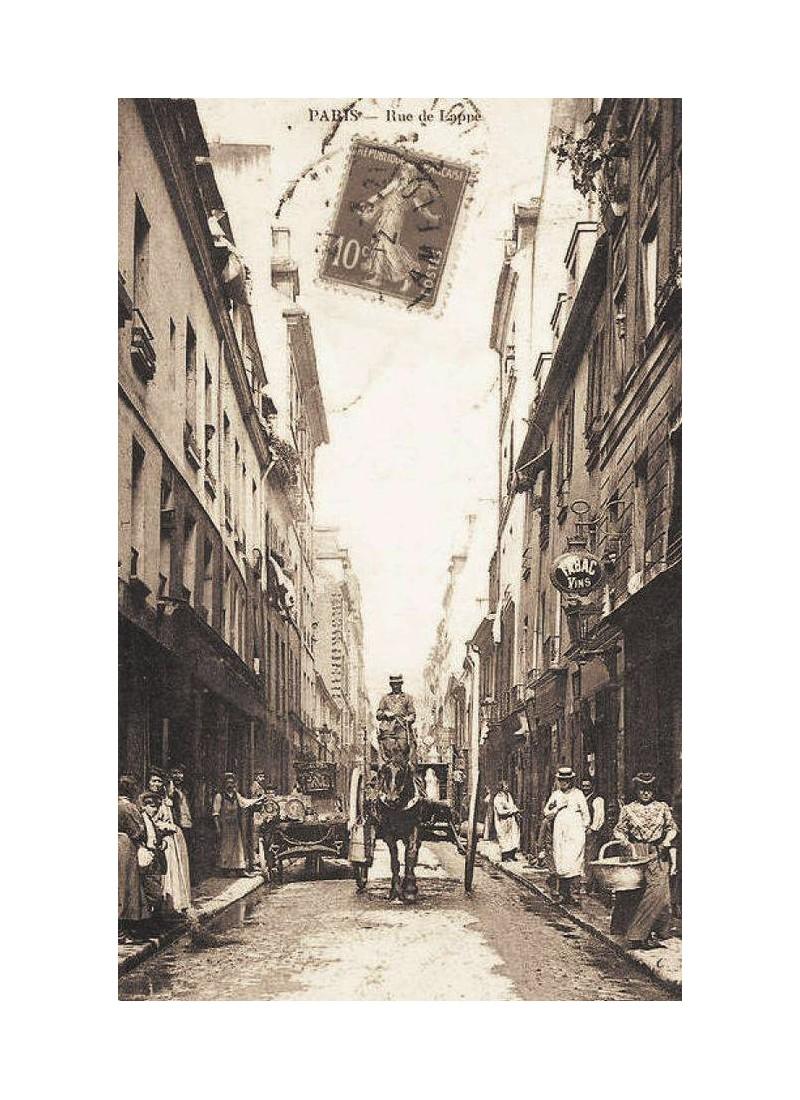 PARIS UN COMMERCE  Sans1767
