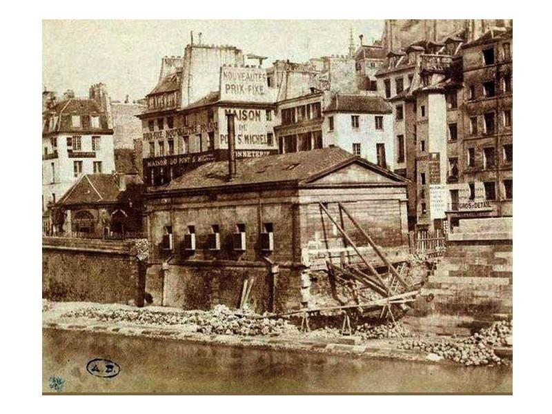 PARIS UN COMMERCE  Sans1768