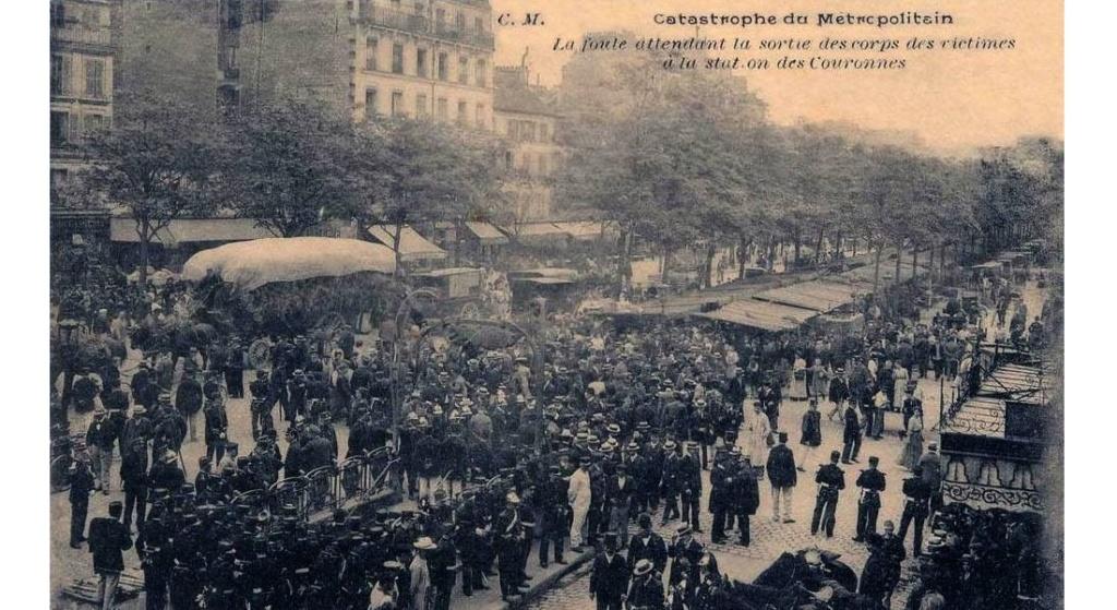 PARIS UN COMMERCE  Sans1770