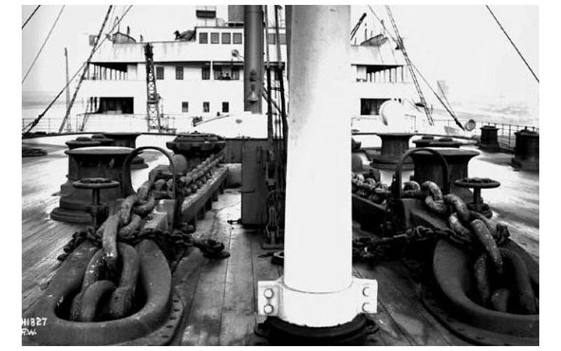 Forgerons que je pense de marine vu la taille de la chaine Sans1916