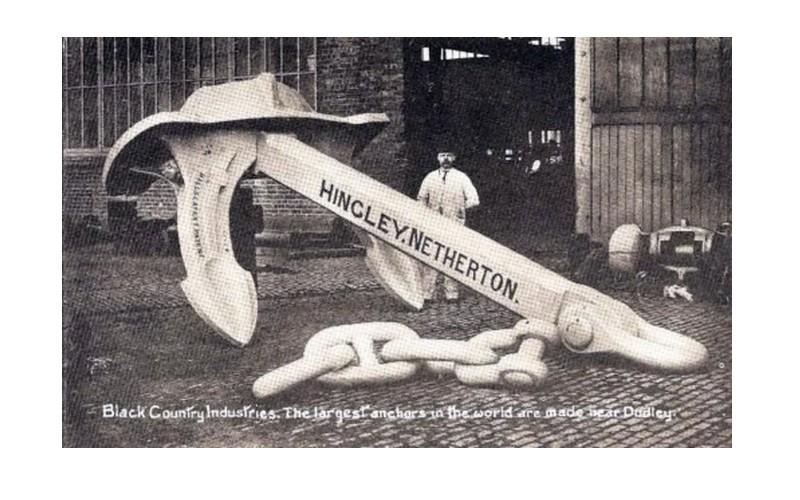Forgerons que je pense de marine vu la taille de la chaine Sans1917