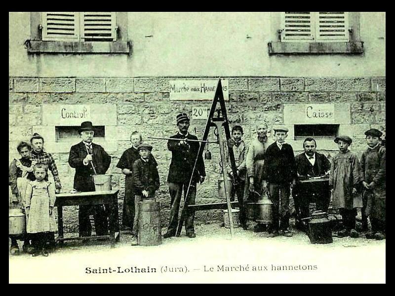 Marché aux hannetons ! Sans1923
