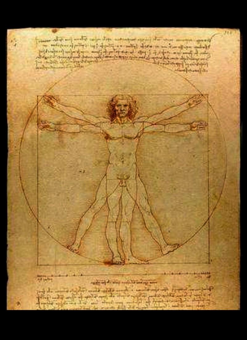 Léonard de Vinci et ses remarquables inventions Sans2286