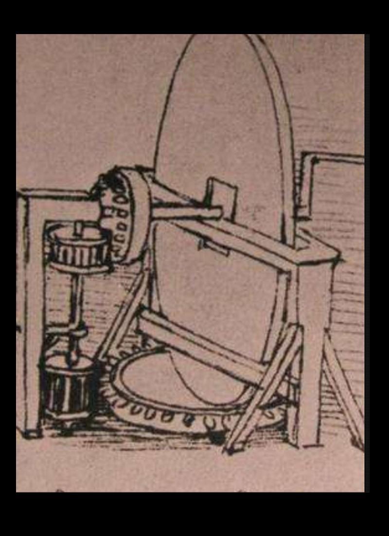Léonard de Vinci et ses remarquables inventions Sans2289