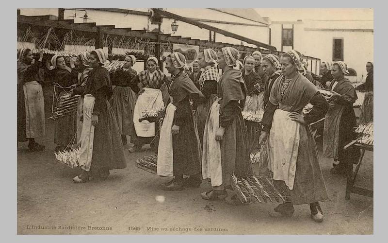 BREIZH ISTOR /LA RÉVOLTE DES PENN SARDIN / 23 NOVEMBRE 1924 / DOUARNENEZ Sans_147