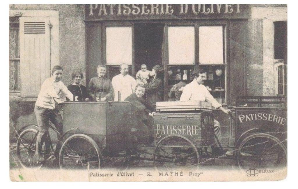 Triporteurs d'autrefois à Paris Sans_161