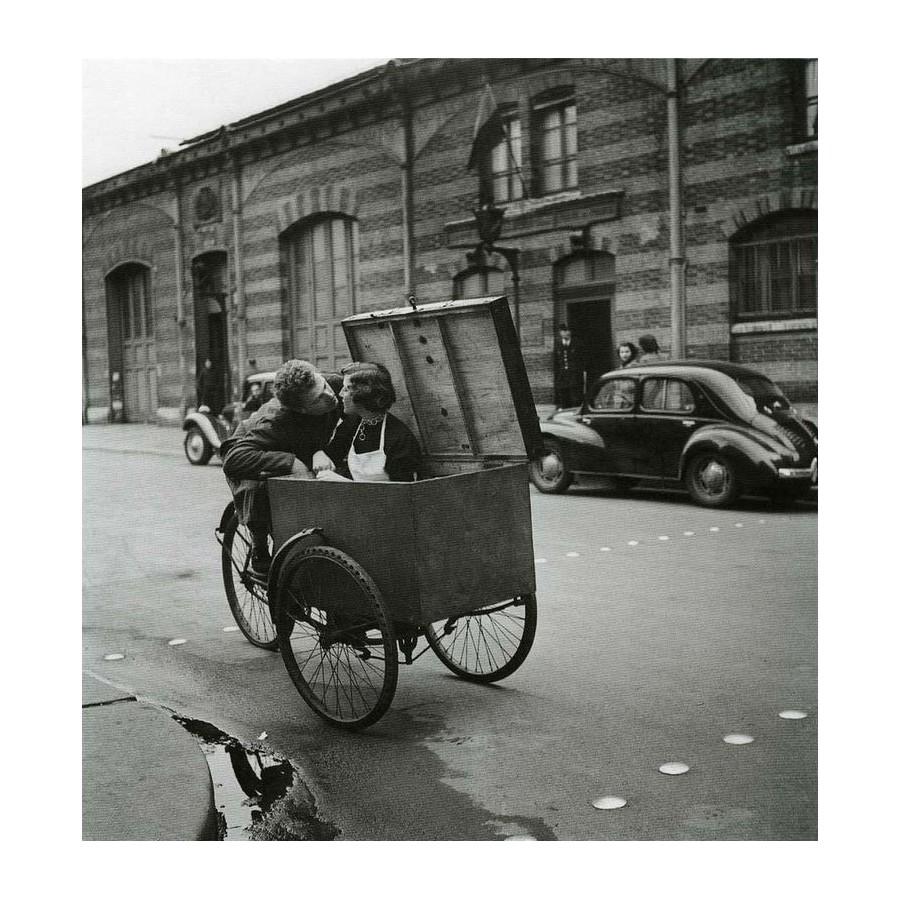 Triporteurs d'autrefois à Paris Sans_164