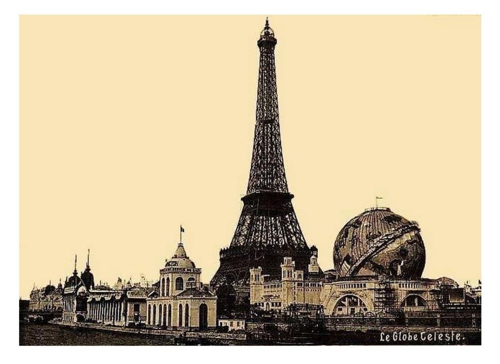 Exposition Universelle. Tour Eiffel 1889. Sans_642