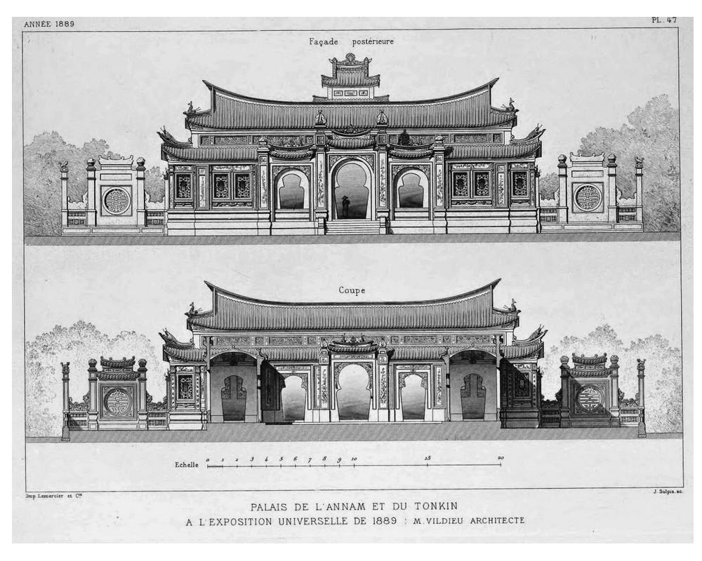 Exposition Universelle. Tour Eiffel 1889. Sans_649