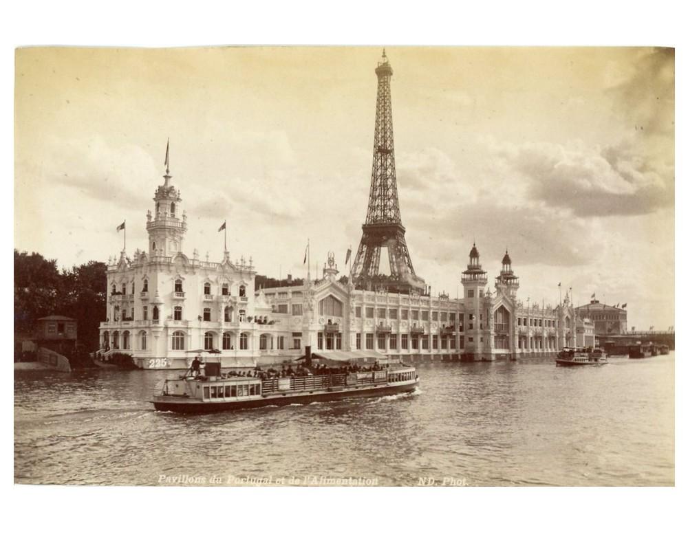 Exposition Universelle. Tour Eiffel 1889. Sans_650