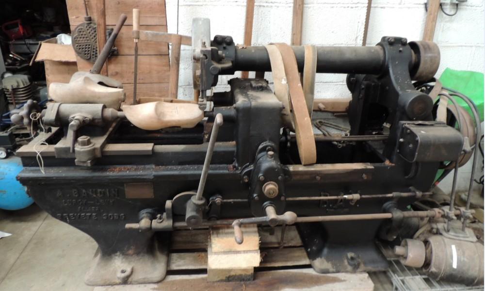 Les machines à sabots Baudin à Lurcy-Lévy dans l'Allier  Sans_t71