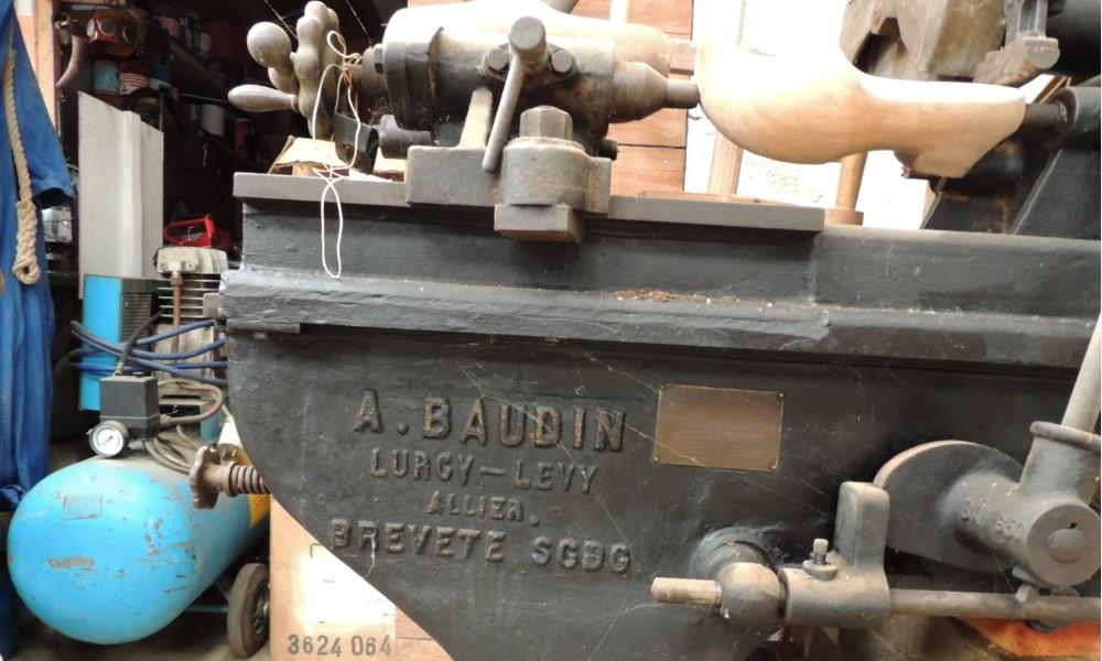 Les machines à sabots Baudin à Lurcy-Lévy dans l'Allier  Sans_t72