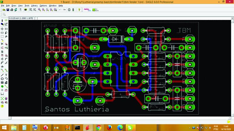 Circuito Ativo-preamp-TBM1 e 2 Tnbm11
