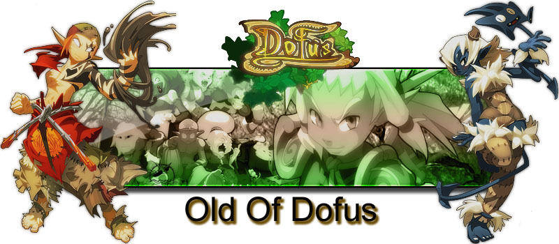 Old Time of Dofus