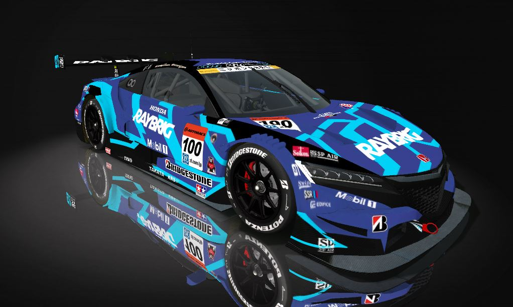 [RELEASE] SuperGT GT 500 2018 - Page 3 118
