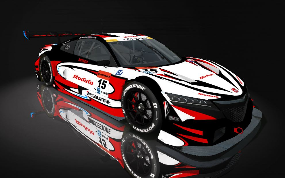 [RELEASE] SuperGT GT 500 2018 - Page 3 220