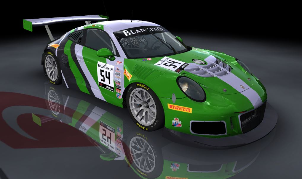 [RELEASED] Blancpain GT World Challenge America (EEC Skinset) by raphaelnariga/Mezmaryse 5410