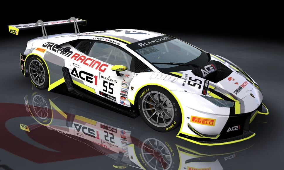 [RELEASED] Blancpain GT World Challenge America (EEC Skinset) by raphaelnariga/Mezmaryse 5511