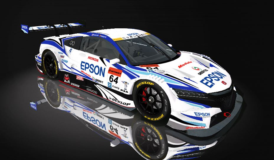 [RELEASE] SuperGT GT 500 2018 - Page 3 6410