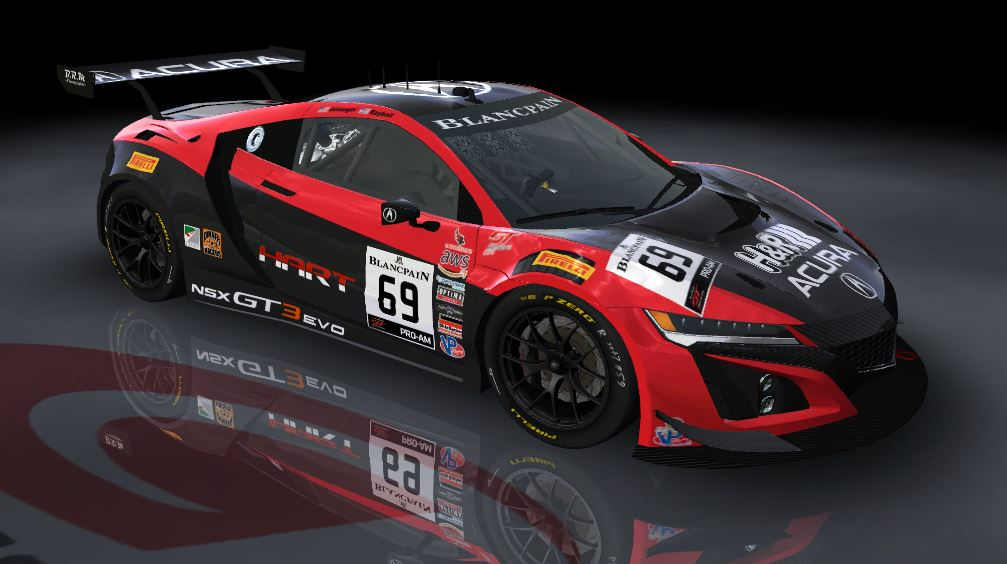 [RELEASED] Blancpain GT World Challenge America (EEC Skinset) by raphaelnariga/Mezmaryse 6913