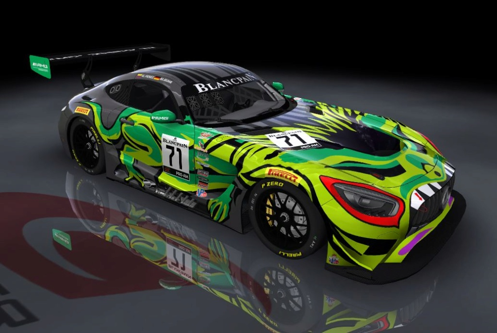 [RELEASED] Blancpain GT World Challenge America (EEC Skinset) by raphaelnariga/Mezmaryse 7111