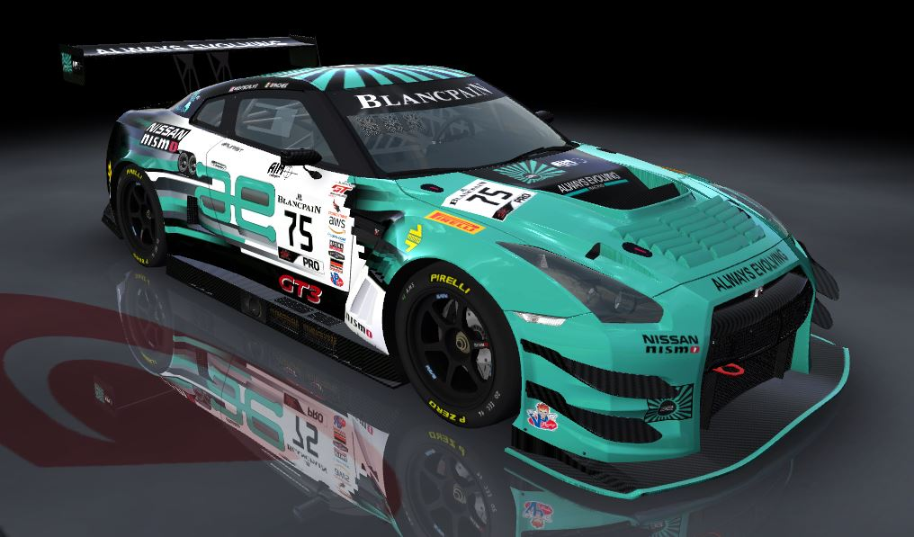 [RELEASED] Blancpain GT World Challenge America (EEC Skinset) by raphaelnariga/Mezmaryse 7510
