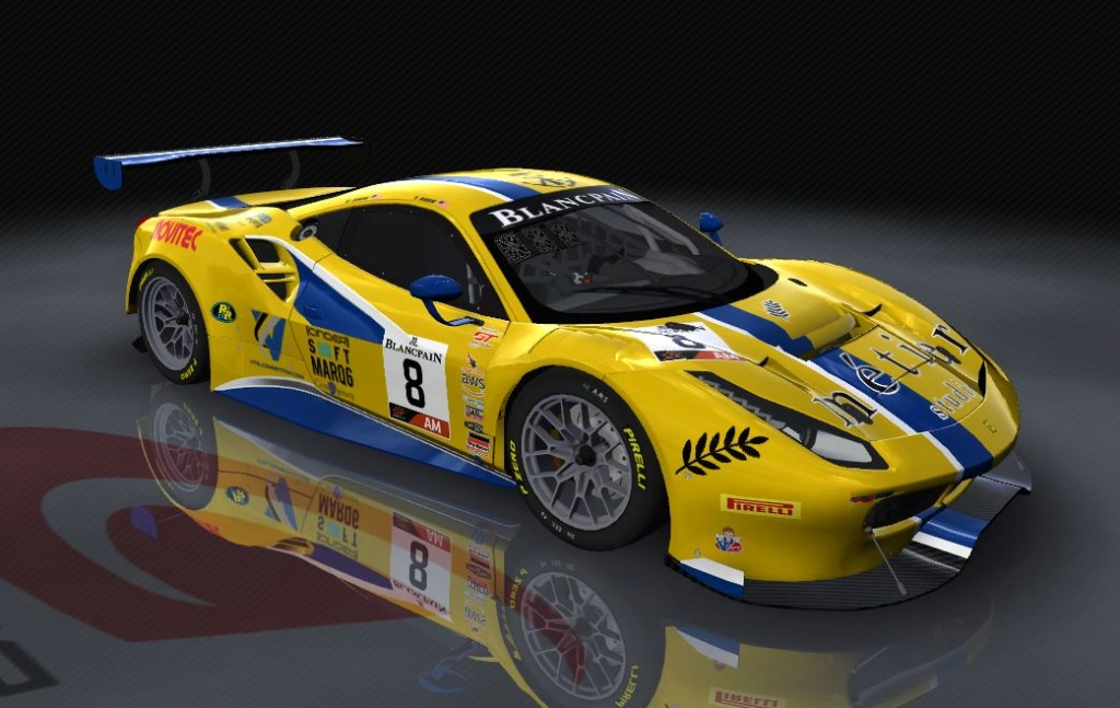 [RELEASED] Blancpain GT World Challenge America (EEC Skinset) by raphaelnariga/Mezmaryse 811