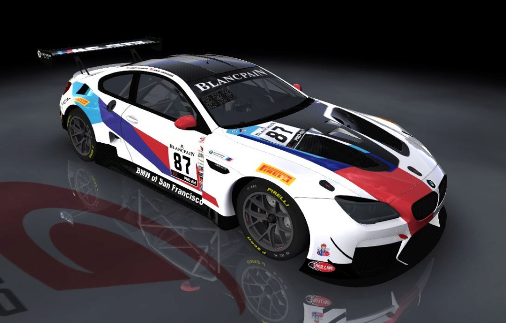[RELEASED] Blancpain GT World Challenge America (EEC Skinset) by raphaelnariga/Mezmaryse 8710