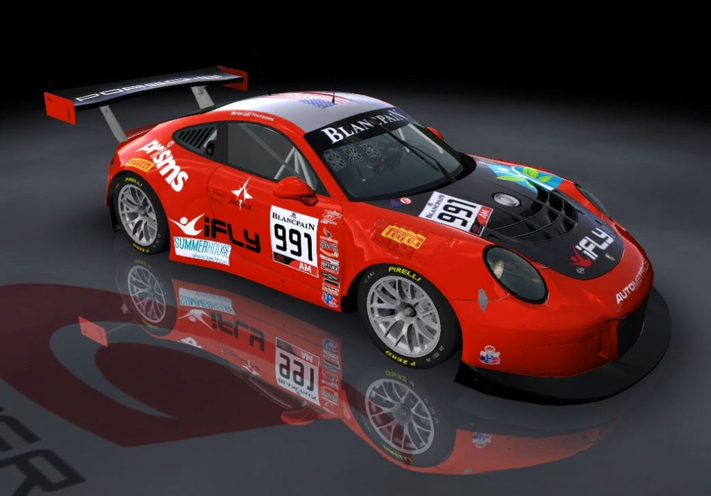 [RELEASED] Blancpain GT World Challenge America (EEC Skinset) by raphaelnariga/Mezmaryse 99110