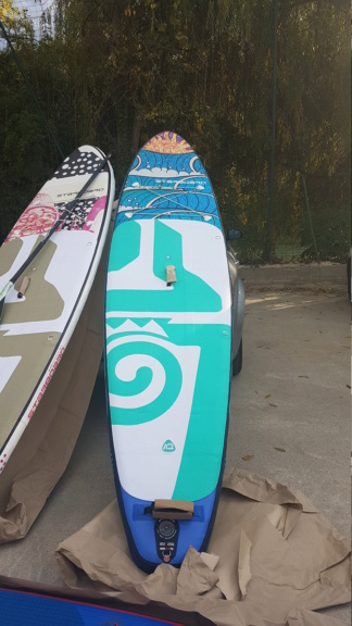 Paddle Sup STARBOARD gonflable neufs 2017 20181014