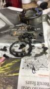 K75 Sprag clutch complete failure.  47e86d10