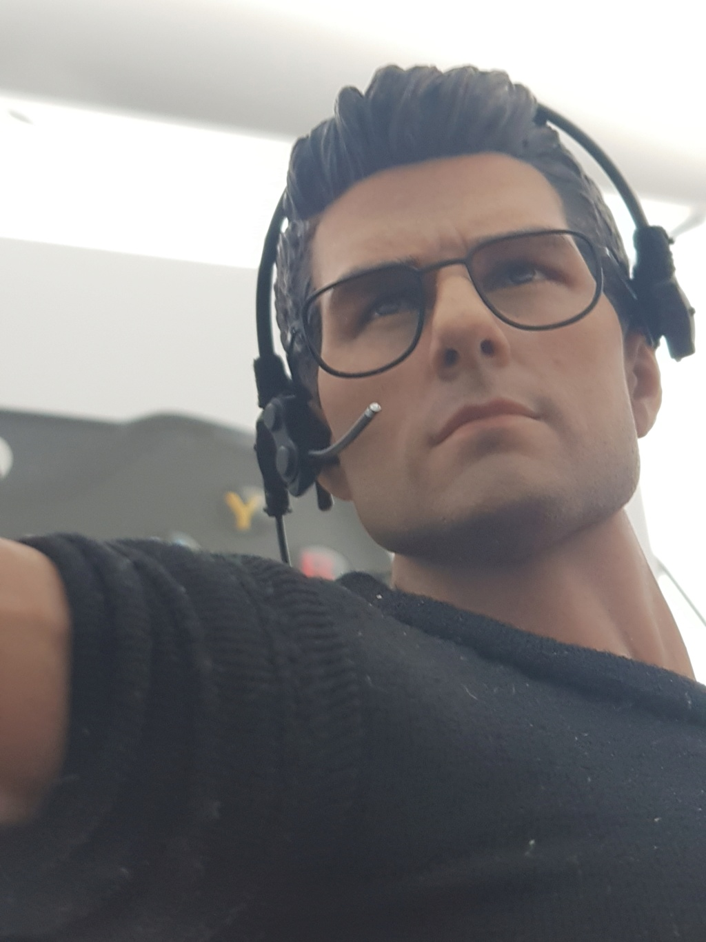 Mission: Impossible (1996) Diorama [WIP] 20181121