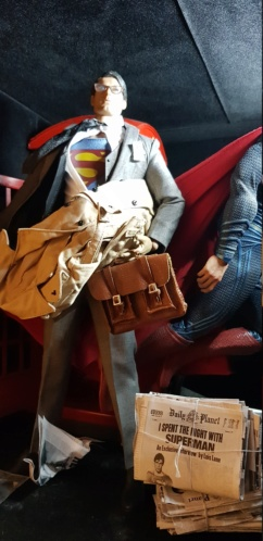 Clark Kent (1978) Superman mini-Diorama using the new TALL M36 Phicen [WIP]  20190110