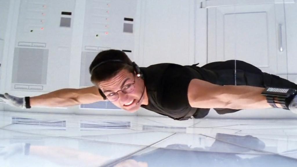 Mission: Impossible (1996) Diorama [WIP] Missio10