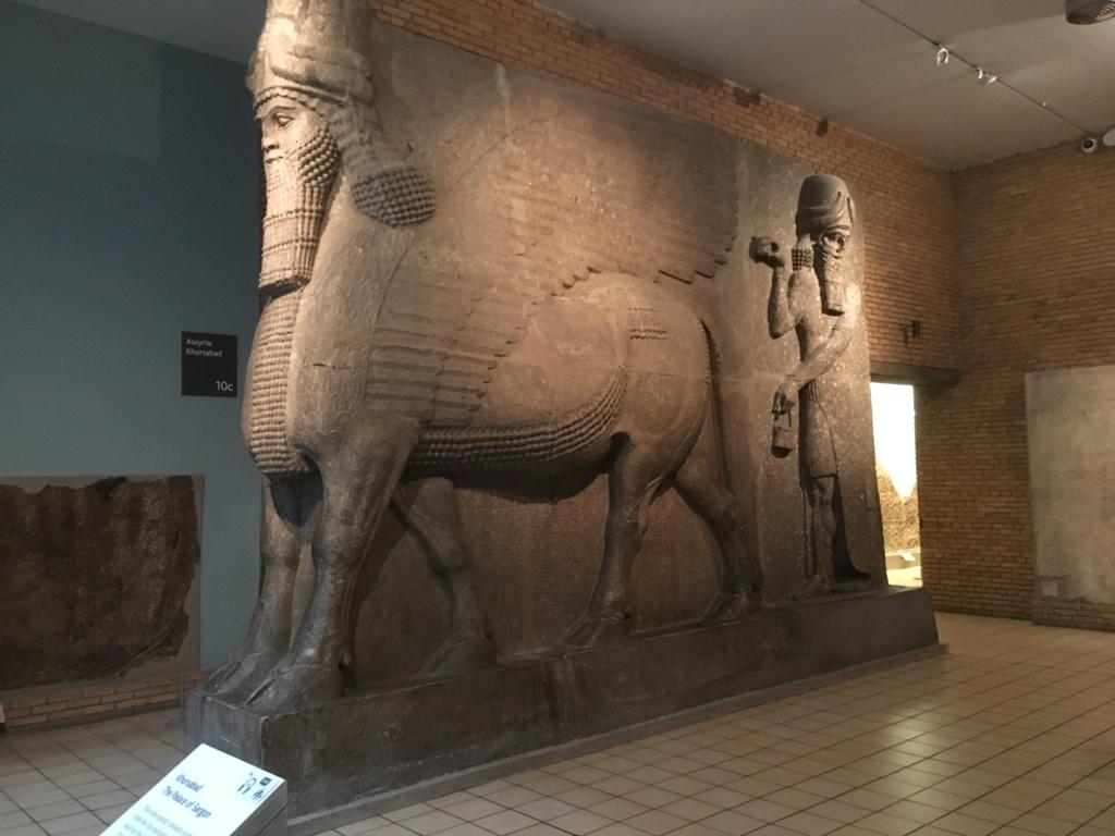 El Brititish Museum F008b710
