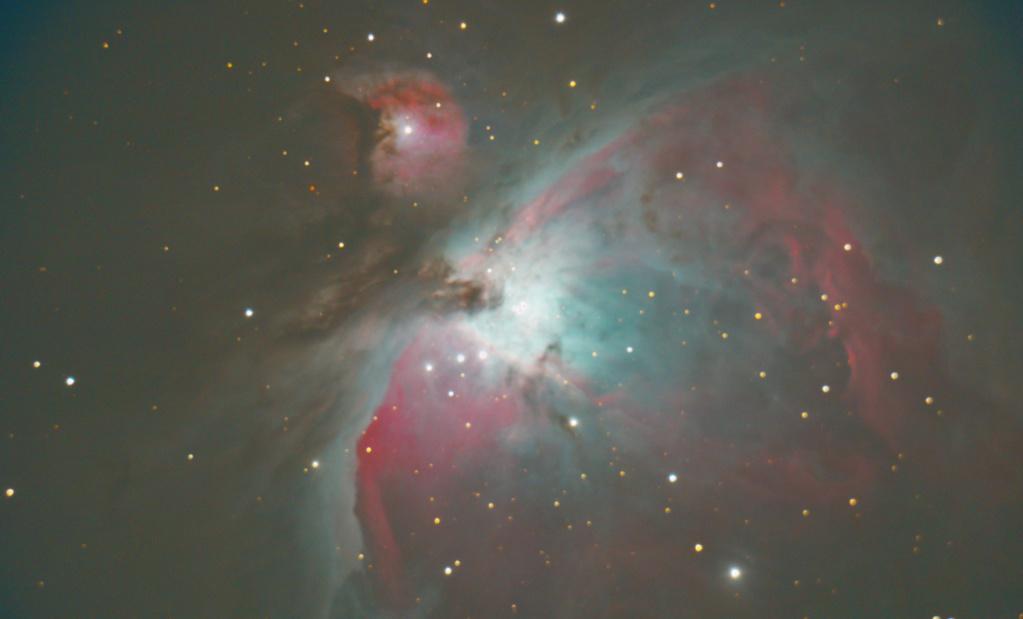 Ciel profond d'hiver - Page 20 Orion310