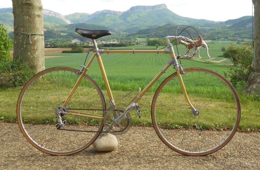 Vélo PROTOTYPE Mercier emmanché visé 16939310