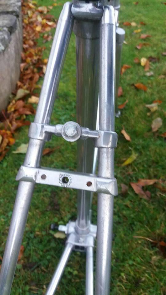 Vélo PROTOTYPE Mercier emmanché visé 47572110