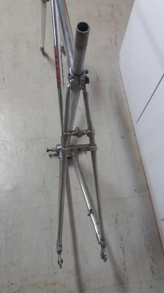 Vélo PROTOTYPE Mercier emmanché visé 47575110