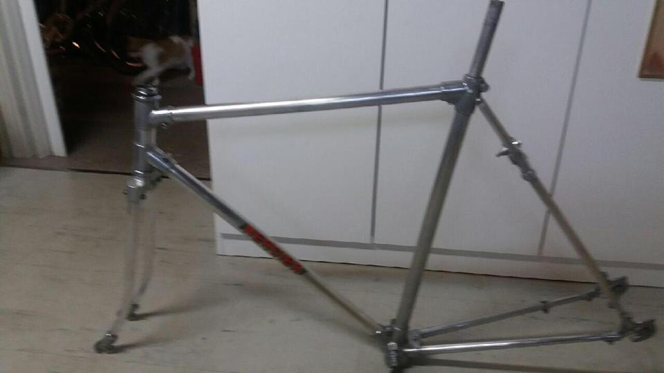 Vélo PROTOTYPE Mercier emmanché visé 47685710
