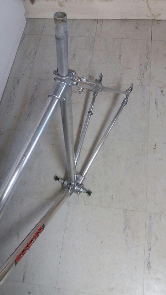 Vélo PROTOTYPE Mercier emmanché visé 48085910