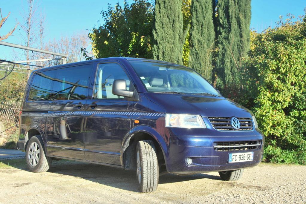 AV T5 Caravelle 4 Motion 130 CH 2006 181000 KM 13500 € Dsc_0012