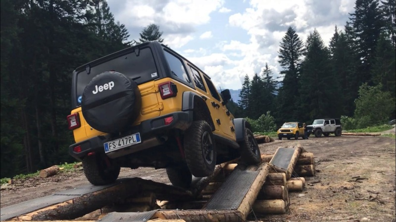 Camp Jeep® 2019 - ITALIA - dal 12 al 14 luglio!  - Pagina 3 0510